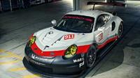 Porsche 911 RSR pro sezónu 2017