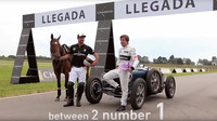 VIDEO: Alonso si to v Argentině rozdává s jiným druhem koňské síly - anotační foto