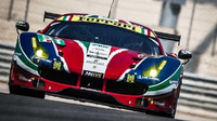 AF Corse Ferrari posádky James Calado, Gianmaria Bruni
