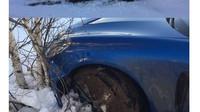 Nové Porsche Panamera mělo v Rusku nehodu