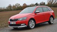 TEST: Škoda Fabia Combi Scoutline 1,4 TDI (77kW): Praktický drsňák - anotační foto