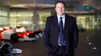 Ředitel McLarenu Zak Brown
