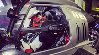 Robert Kubica se připravuje ke svému testu v prototypu LMP1 týmu ByKolles Racing