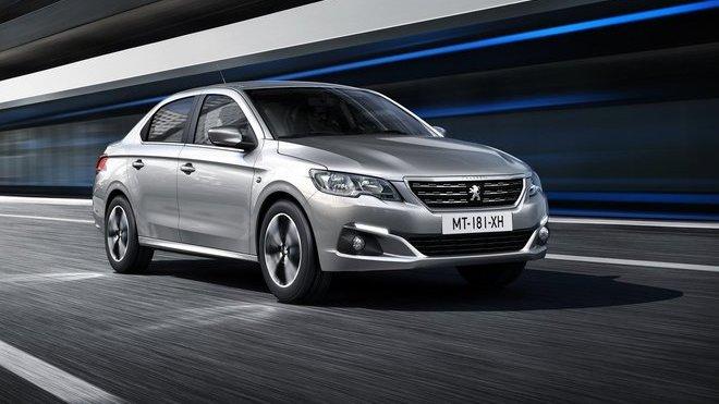 Peugeot chce rozsekat Škodu elegancí. Nová 301 míří svým designem mezi elitu - anotačné foto