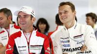 Čerství mistři světa Marc Lieb a Romain Dumas se už v Porsche 919 Hybrid nesvezou - anotační foto