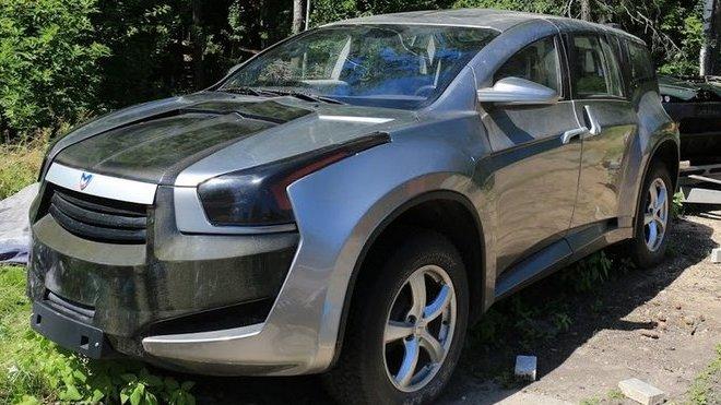 Takto dopadl koncept luxusního SUV Marussia F2.