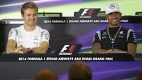 Rosberg se s Hamiltonem nenáviděli.