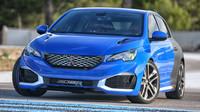 Peugeot chystá nejlepší ostrý hatchback dekády. 308 R nebude mít problém ani se supersporty - anotační foto
