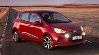 Omlazený Hyundai i10 přichází na český trh, v této výbavě ho ale u nás nedostanete.