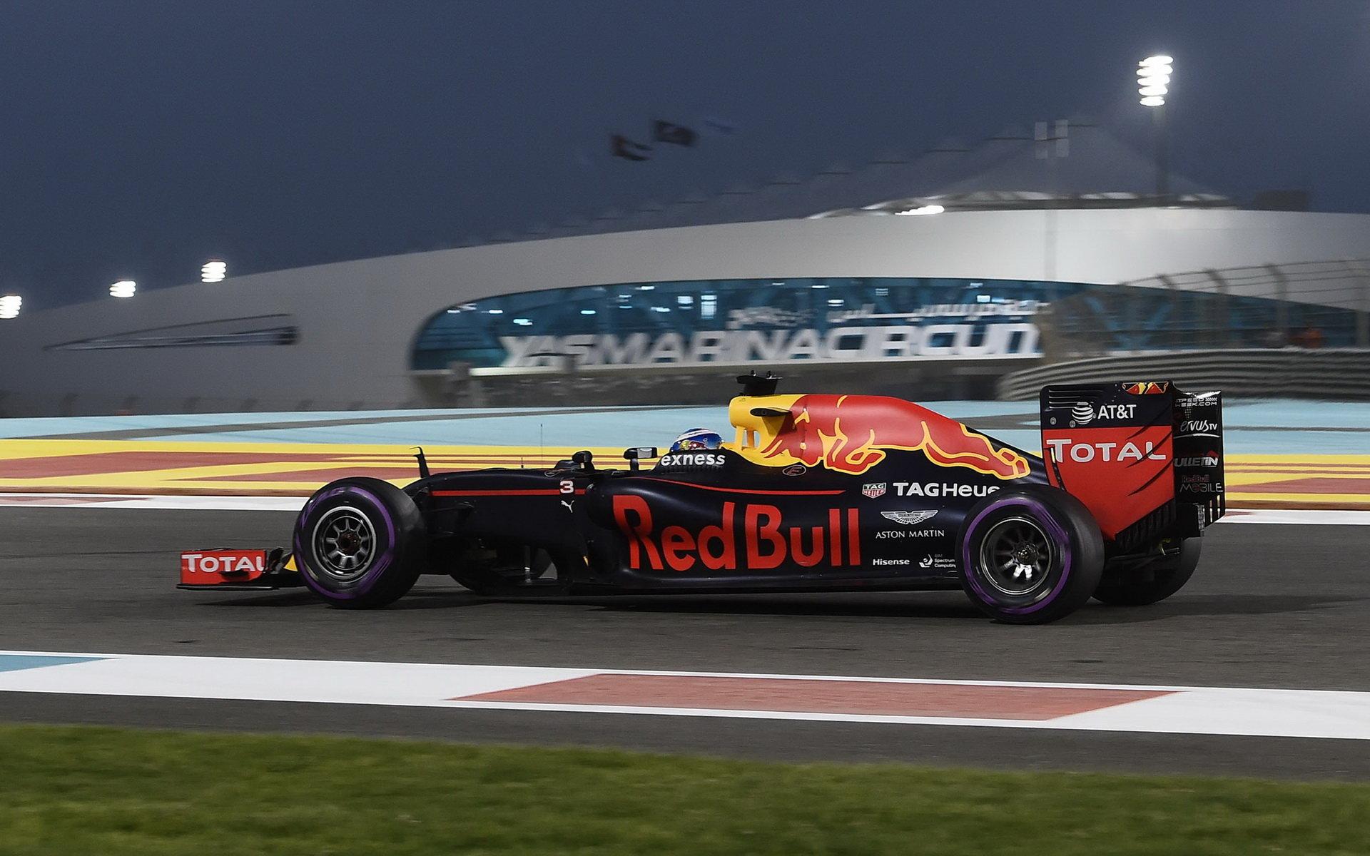 Red Bull se před sezónou obával, že nebude mít ani na první pětku. Skončil druhý + VIDEO - anotační foto