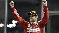 Sebastian Vettel dosáhl třetího místa, ale cítil se na víc