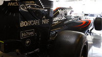 McLaren MP4-31 Honda v Abú Zabí