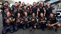 V týmu Red Bull se očekává mnohem dramatičtější závodní projev