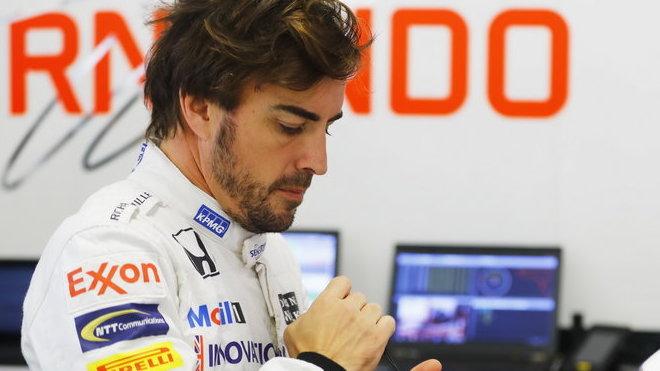 Fernando Alonso je považován za jednoho z nejrychlejších jezdců současné F1