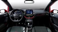 Nová Fiesta v detailech, vedle turba má i atmosféry.
