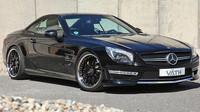 Mercedes-Benz SL 65 AMG dostal doping. Úpravce Väth mu dal pořádnou štávu - anotační obrázek