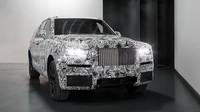 Rolls-Royce Cullinan na prvních fotkách budí respekt.