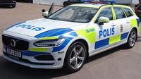Volvo V90 je novou posilou švédské policie