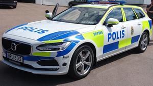 Švédská policie dostala novou posilu. Bude jí stačit čtyřválec? - anotační foto