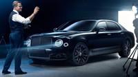 Bentley Mulsanne Bamford X (2016)