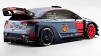 Fotogalerie Hyundai i20 Coupe WRC - anotační obrázek