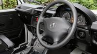Mercedes-Benz uvedl v Austrálii do prodeje třídu G s karosérií pickup.