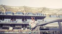 Nico Rosberg před závodem
