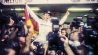 Nico Rosberg sa obrovská radost z titulu