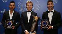 FOTO: Galavečer FIA a předávaní trofejí mistrům volantu
