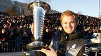 Nico Rosberg se loučí se světem F1 jako mistr světa
