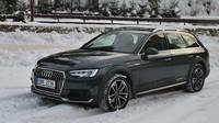 TEST: Audi A4 Allroad 3.0 TDI quattro: Až na samotný vrchol - anotační foto