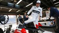 Fernando Alonso usedá do vozu Honda RA301