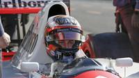 Stofel Vandoorne v McLarenu MP4/6