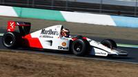 Stofel Vandoorne s McLarenem MP4/6