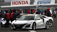 Fernando Alonso s Hondou NSX, Honda Thanks Day 2016