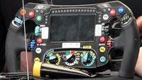 Volant Nica Rosberga