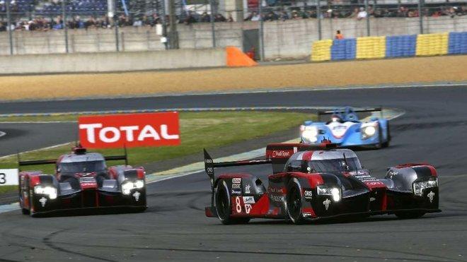 Ohlédnutí za sezónou 2016: LMP1 - Audi Sport Team Joest - anotačné foto