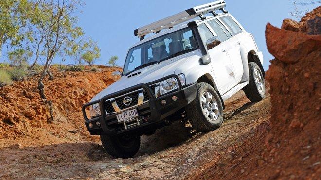 Nissan Patrol Y61 se loučí speciální Legend Edition.
