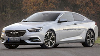 Opel Insignia Coupe