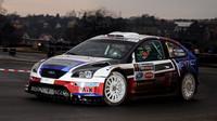 Tomáš Kostka se stal počtvrté vítězem Mikuláš Rally - anotační foto