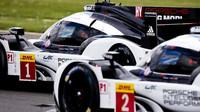 Sestava Porsche si v Silverstone moc nevěří.