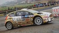 Ondřej Bisaha a Icari Racing vyrážejí na Rally Monte Carlo - anotační foto