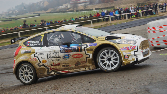 Ondřej Bisaha a Icari Racing vyrážejí na Rally Monte Carlo - anotačné foto