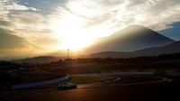 Okruh Fuji Speedway je hodně fotogenický
