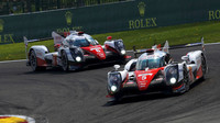 Vozy týmu Toyota Gazoo Racing