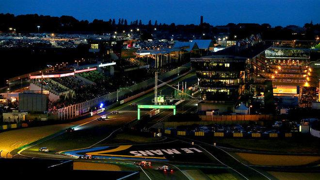 Kouzlo Le Mans je nezaměnitelné