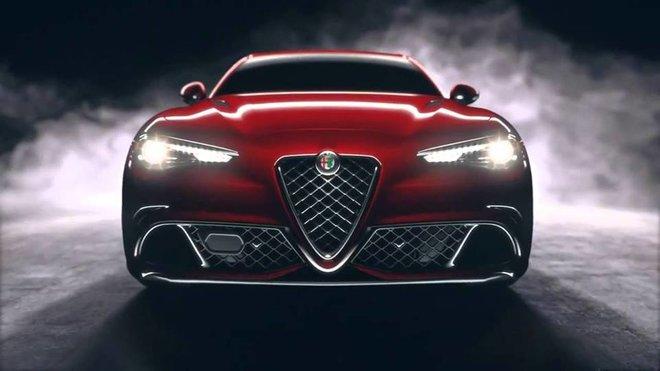 Naftová Alfa Romeo Giulia je mnohem silnější. Může za to Squadra Tuning - anotačné foto