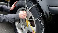 Vozíte v autě sněhově řetězy? Každý pátý řidič je považuje za zbytečné