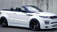 Range Rover Evoque Cabriolet s tuningovým paketem Hamann