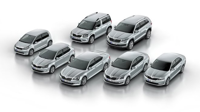Víte, jak dlouho vládne Škoda českému automobilovému trhu? - anotačné foto